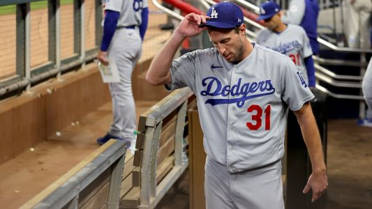 Dodgers' Max Scherzer will not make NLCS Game 6 start, reports say