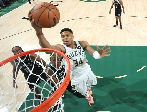 Kyrie Irving-less Nets suffer ugly blowout loss to Bucks in opener