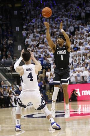No. 23 BYU upsets No. 2 Gonzaga 91-78
