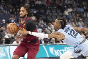 Morant, Melton lead Grizzlies to opening win over Cavs