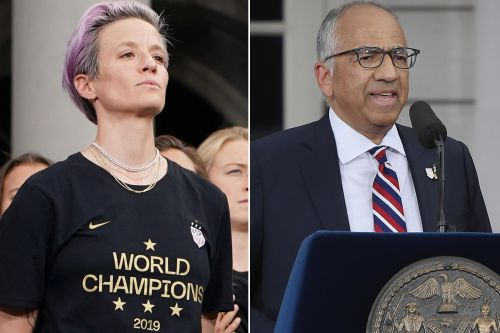USWNT's equal-pay battle now has a court date