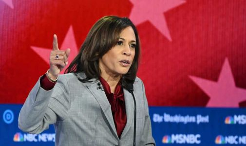 Concerns raised about diversity in Democratic race after Harris departure