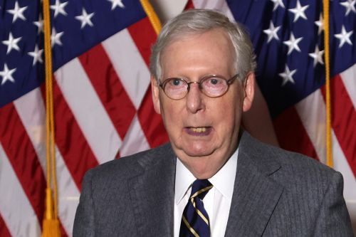 McConnell suspends in-person GOP lunches