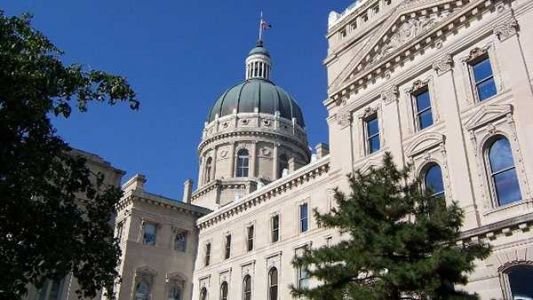 Indiana lawmakers override veto on local health rules