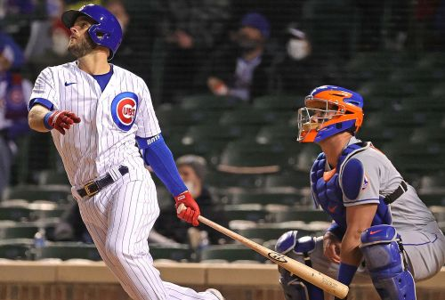 Mets hammered by Cubs in 16-4 disaster