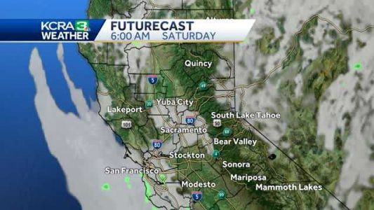 Trending cooler. What temps look like this weekend and who may see some showers