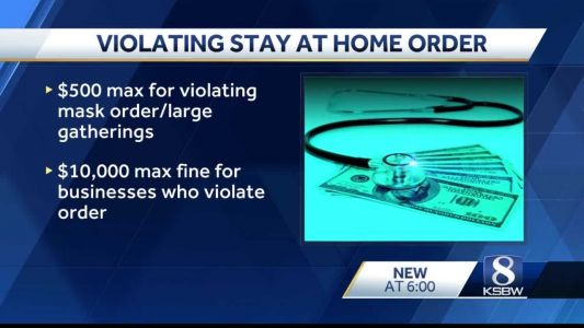 San Benito Co. leaders consider large fines for health order violations
