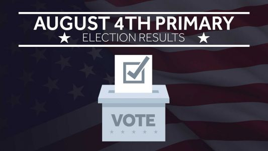 August 4th Primary Election Results