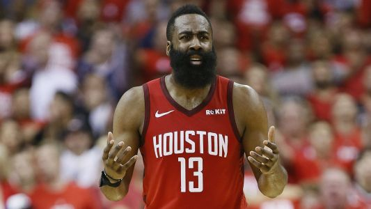James Harden joins exclusive group with third MVP runner-up finish