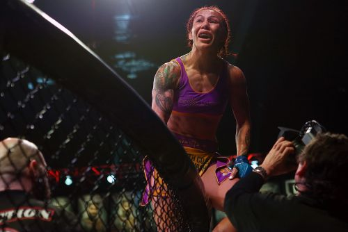Emotional Julia Budd: 'No excuses on my part' for title loss to Cris Cyborg at Bellator 238