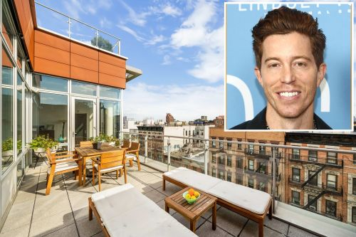 Snow star Shaun White sells East Village spread with $3M ask