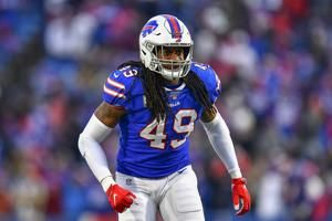 Bills vs Steelers: Edmunds' sibling rivalry goes prime time