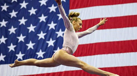 USA Gymnastics' 'safe space' policy to allow trans athletes to compete WITHOUT surgery is disgusting violation of women's rights