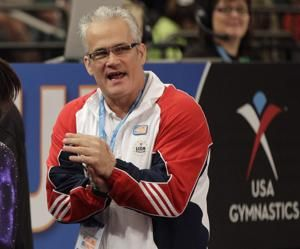 Ex-US Olympics gymnastics coach with ties to Nassar charged