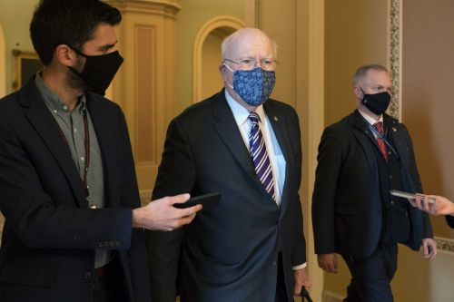 Sen. Patrick Leahy, who will preside over Senate impeachment trial, taken to hospital for observation