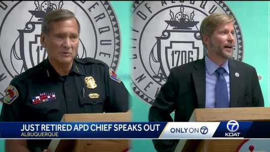 Outgoing APD Chief Mike Geier: I didn't want to retire