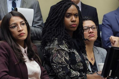 Ayanna Pressley Is the Squad's Free Agent