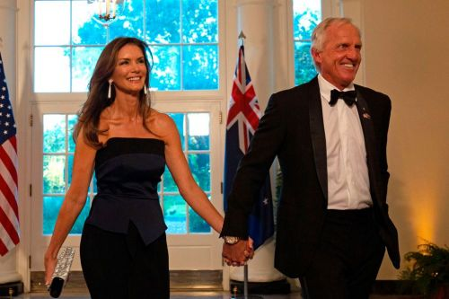 Keeping Things Light at Trump's State Dinner for the Australian Prime Minister