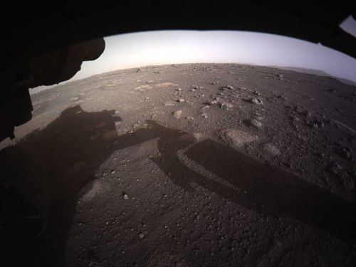 NASA's Perseverance rover captures stunning images of Mars in new video