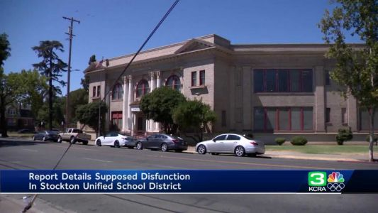 Report: Dysfunction among Stockton school district board has led to high turnover, low morale