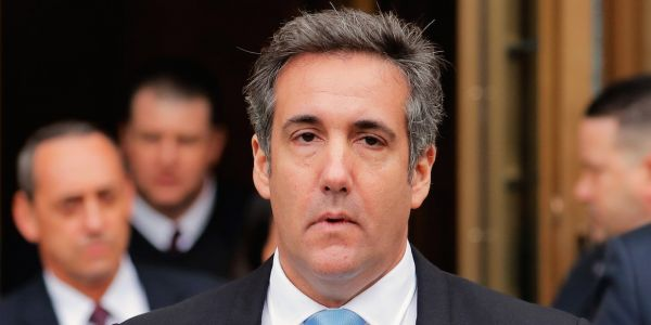 Michael Cohen reportedly told Congress that Trump lawyer Jay Sekulow instructed him to lie about the Trump Tower deal