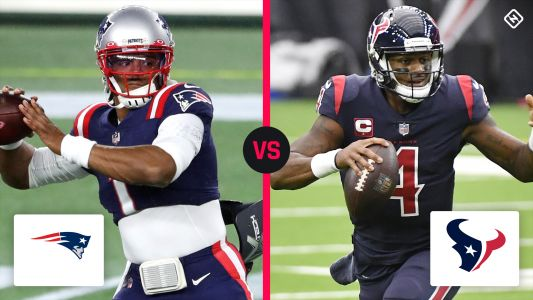 What channel is Patriots vs. Texans on today? Time, TV schedule for Week 11 NFL game