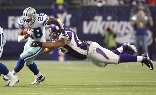 Kevin Williams, Co-Member Of The 'Williams Wall', To Be Inducted Into Vikings' Ring Of Honor