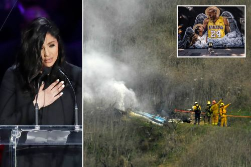 Vanessa Bryant recounts day of deadly Kobe helicopter crash in photo lawsuit deposition