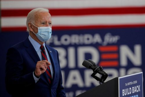 Why are networks afraid to let voters ask Joe Biden some tough questions?