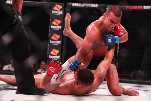 Triple Take: How to handle Aaron Pico after TKO loss at Bellator 222?