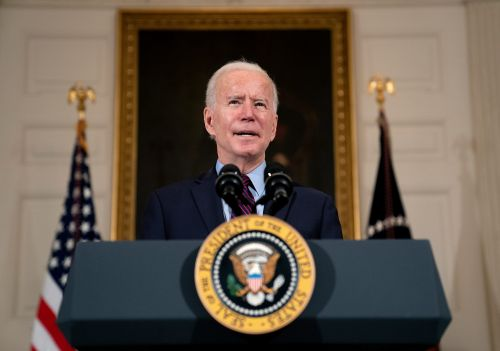 Biden calls for gun law reforms on the third anniversary of the Parkland shooting