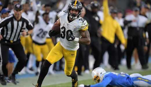 Steelers RB James Conner could return Thursday night at Cleveland
