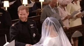 Missing the royal wedding? Relive it in seconds here
