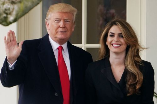 Donald Trump, Hope Hicks discussed Stormy Daniels payment during campaign