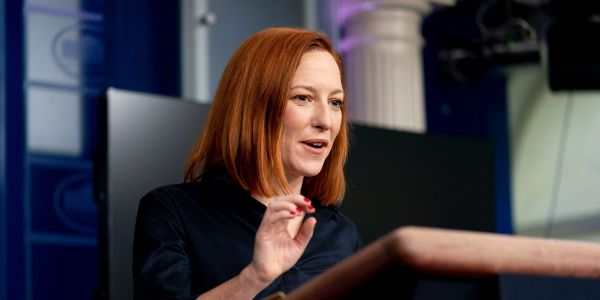 Psaki says stepping up IRS enforcement would 'raise a great deal more' to pay for infrastructure than a gas tax increase