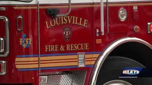 Louisville FD working to keep crews healthy physically & mentally