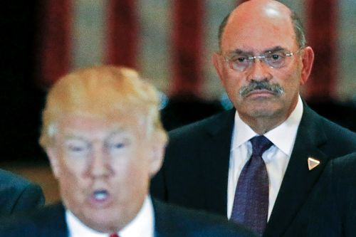 Trump Organization CFO Allen Weisselberg surrenders to face tax charges