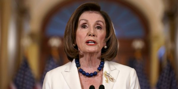 How Nancy Pelosi went from scoffing at the idea of impeaching Trump to leading the charge to remove him