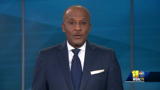 Stan Stovall says goodbye to nightside newscasts at WBALTV