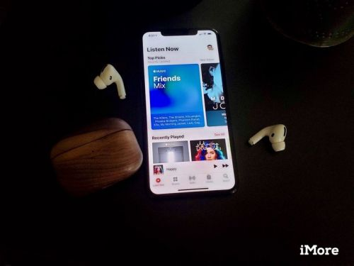 Unlimited music is just a few taps away with Apple Music