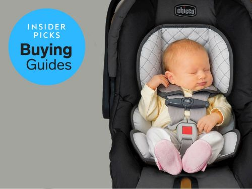 The best car seats you can buy for your baby, toddler, or kid