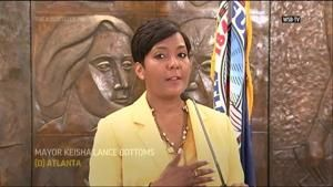 Atlanta mayor Bottoms won't seek second term