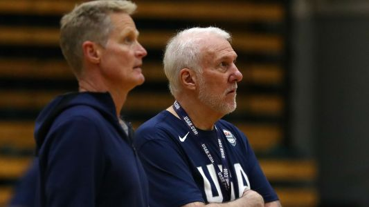 Team USA's Gregg Popovich: Australia 'huge, huge threat' to 2019 FIBA World Cup title