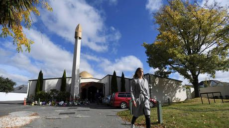 2 arrested in New Zealand for online threats to Christchurch mosques which saw deadly white supremacist attack in 2019