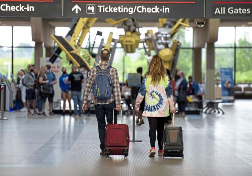 Taxiing toward takeoff: Another $130.7 million in spending approved for $1.4 billion airport modernization