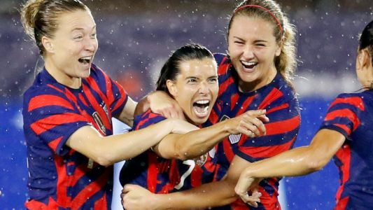 With Olympic gold in Tokyo, this edition of the USWNT would become the GOAT in women's soccer