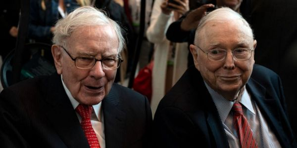 Warren Buffett's Berkshire Hathaway is nearing the maximum stock price of $429,496.7295 allowed on the Nasdaq