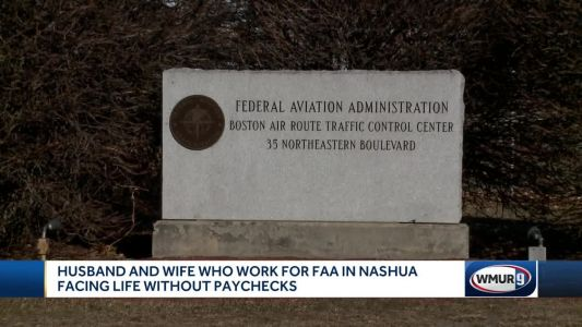 Local workers feel the pinch as government shutdown continues