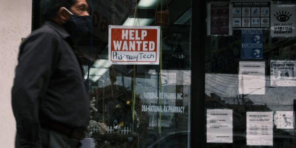 It's the easiest time to find a job since just before the pandemic