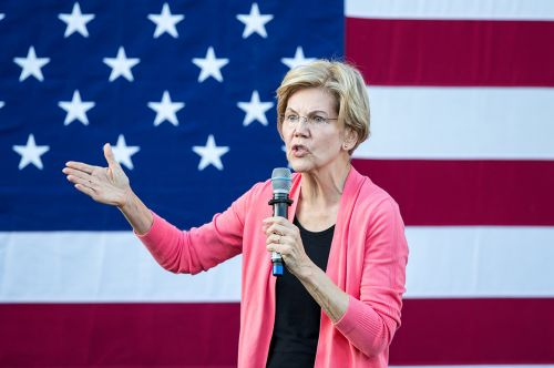 Warren says she's 'with Bernie' on Medicare for All. In 2012, she wanted nothing to do with it